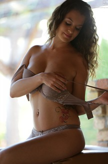 Amazing Angelina Brill And Her Little Toy