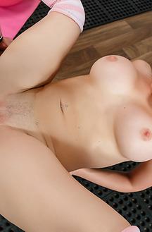 Kagney Linn Karter Busty Blonde Sex