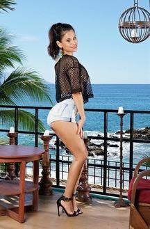 Vanessa Veracruz Shows Amazing Butts View