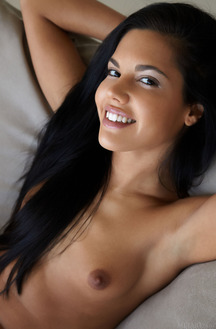 Hot Brunette Angel Apolonia Lapiedra
