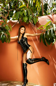 Myo Ling In Playboy Netherlands