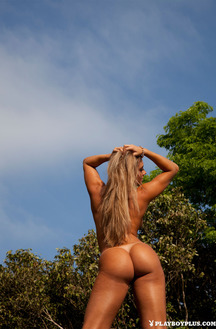 Juliana Salimeni Is Quintessential Brazilian Woman