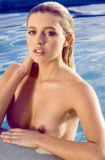 Monica Sims Big Fake Boobs