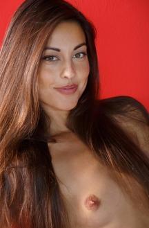 Naughty Hottie Loren B Stripping