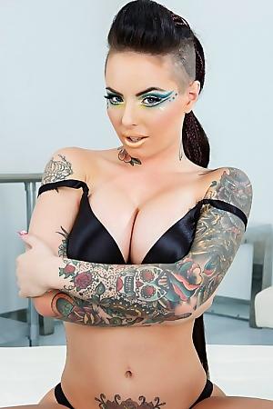 Christy Mack - Dirty Masseur