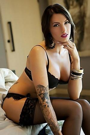 Juelz Ventura Sexy Stockings