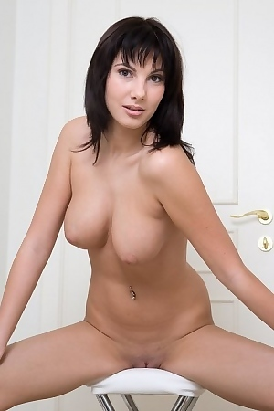 Josephine Nude At The Door