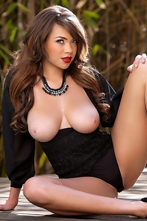 Cassidy Banks Huge Natural Tits