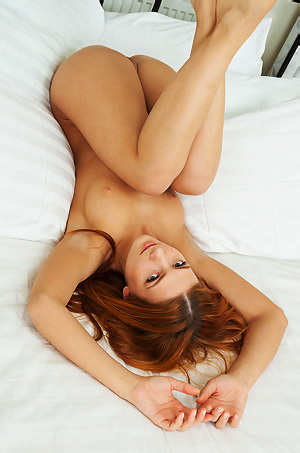 Gorgeous Redhead Girl Catherine