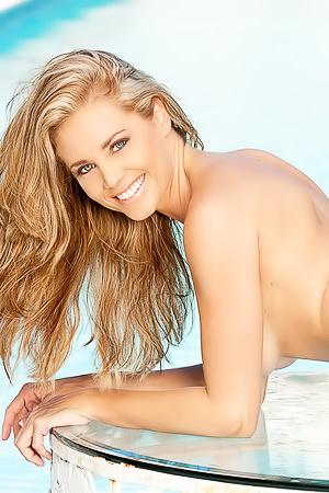 Gorgeous Playmate Brandi Bryant