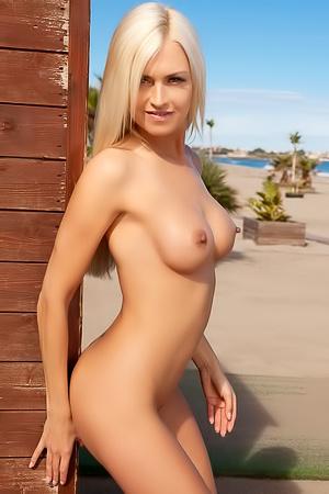 Lena At The Beach Club
