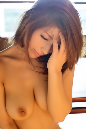 Hot Asian beauty