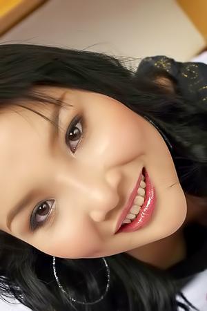 Saiko Kurosawa Asian Hottie Masturbates