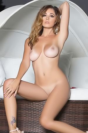 Beautiful Brunette Ali Rose