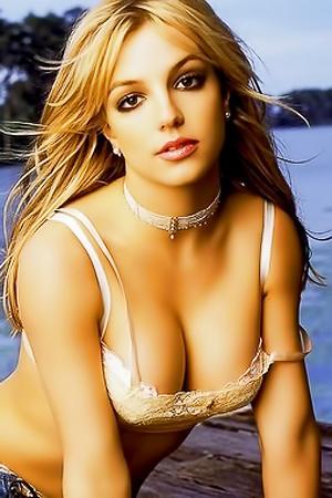 Scandalous Britney Spears Pantyless