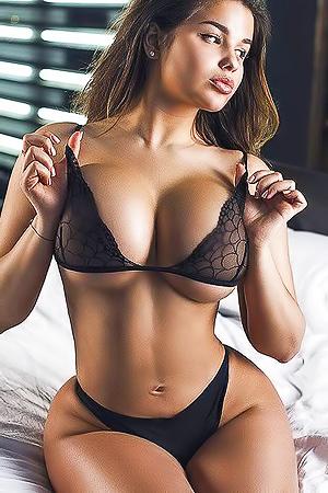 Anastasiya Kvitko Is Our Model Of The Day
