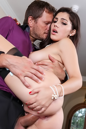 Stunning Dp With Valentina Nappi