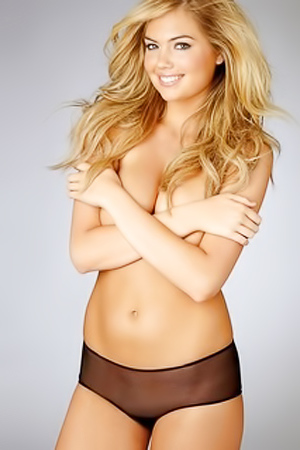 See New Stunning Photos Of Kate Upton Right Here!