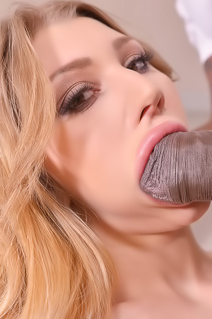 Haley Hill Gets Assfucked With A Big Black Cock