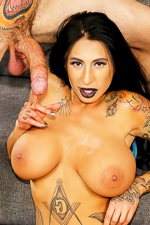 Huge Boobs Pornstar Stacy Jay Fucking
