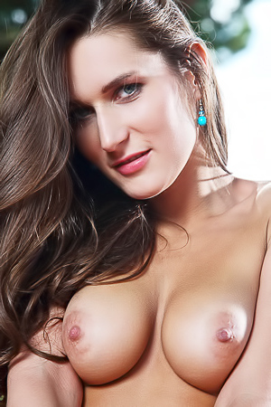 Hot Young Brunette Elina
