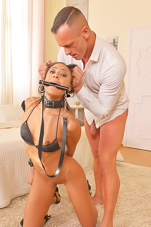 Fetish Sex And Anal With Cassie Del Isla