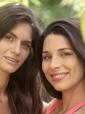Lana Storch And Zafira A Lesbian Love
